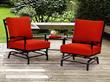 San Michele Rocker Club Chair From Caluco 710-5