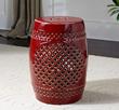 Peizhi Ceramic Garden Stool From Uttermost 24603