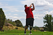 Team Semper Fi and Team America's Fund Tee Off for Wounded Veterans in...