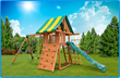 Best in Backyards Announces Swing Set Raffle to Benefit Pediatric Cancer Research