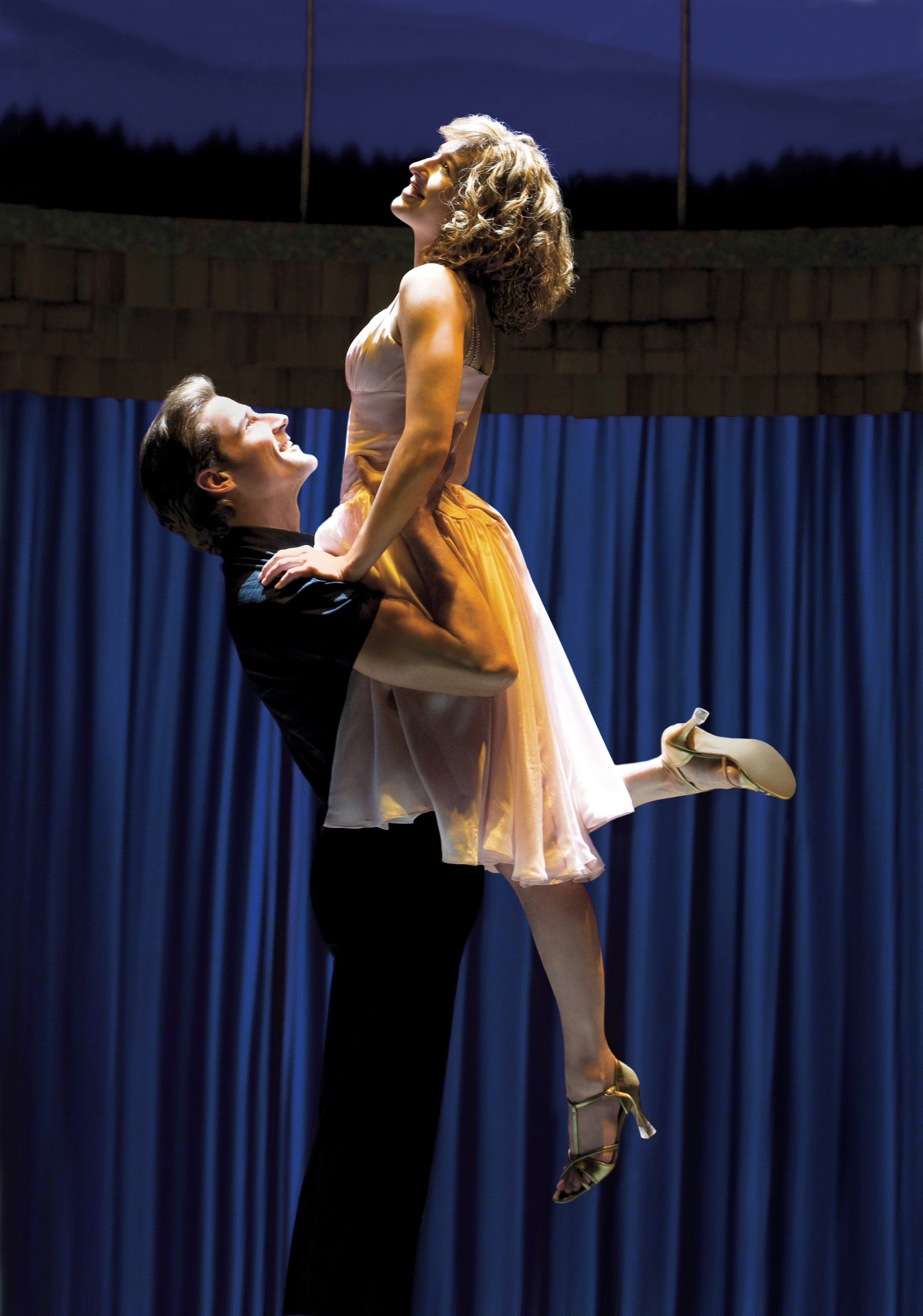 dpac announces the triangle premiere of  u0026quot dirty dancing u0026quot