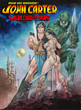 "Edgar Rice Burroughs' ""John Carter Warlord of Mars""..."