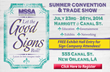 "Hiscall Inc. Attending MSSA's ""Let the Good Signs Roll!"" Convention..."