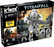 K'NEX® Brands Releases First Line of Titanfall™ Building Sets