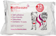 Fashion First Aid Introduces Hotteeze Stick-on Heat Pads