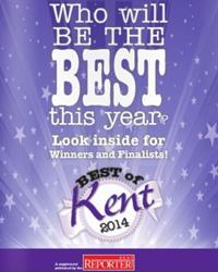 Best of Kent 2014 - Lake Meridian Chiropractic, Finalist