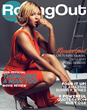 Meagan Good Covers Rolling Out Magazine