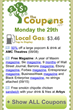 "NewsWatch Recently Featured the ""Coupons App"" on AppWatch, Airing on..."