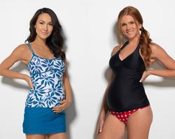 2014 maternity swimwear