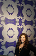 Maricela Sanchez with Wallcovering Design