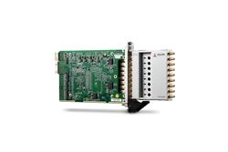 ADLINK's PXIe-9848H 8-CH 14-bit 100 MS/s High Speed PXI Express Digitizer