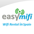 Tell us where you want to receive your easymifi, the dates of your trip and make the payment with your credit card or Paypal.