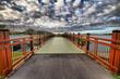 Deck - York Timber Pedestrian Bridge