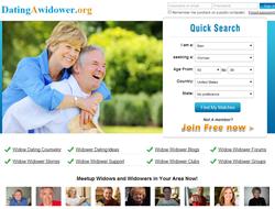 widowed dating site