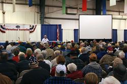 RV seminar at FMCA motorhome convention