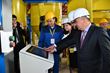 Touring the new Penetron Astana plant in Kazakhstan.