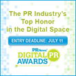 Call for Entries – PR News' Digital PR Awards