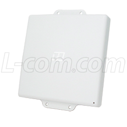 2.4/4.9-5.8 GHz 9/11 dBi Cross Polarized Flat Panel MIMO Antenna