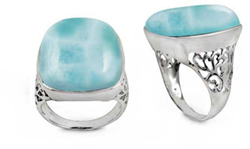 Larimar Rings - BillyTheTree.com