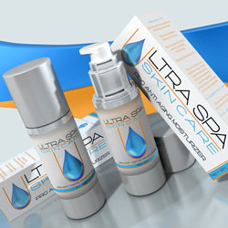 UltraSpa Skincare Professional Anti Aging Products
