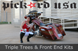 Triple Trees For Harley Baggers