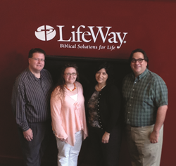 LifeWay B&H CrossBooks Christian Publishing New Leadership