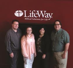 LifeWay B&H CrossBooks Christian Publishing New Leadership
