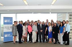 Goldman Sachs 10,000 Small Businesses Cohort 4 graduating class.