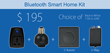 Bluetooth Smart Home Kit