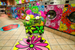 Portraits of Hope - Laundromat/Lavanderia Makeovers with Gain - photo - POH