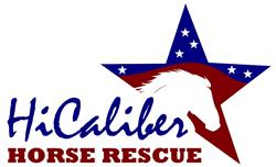 HiCaliber Horse Rescue HCHR