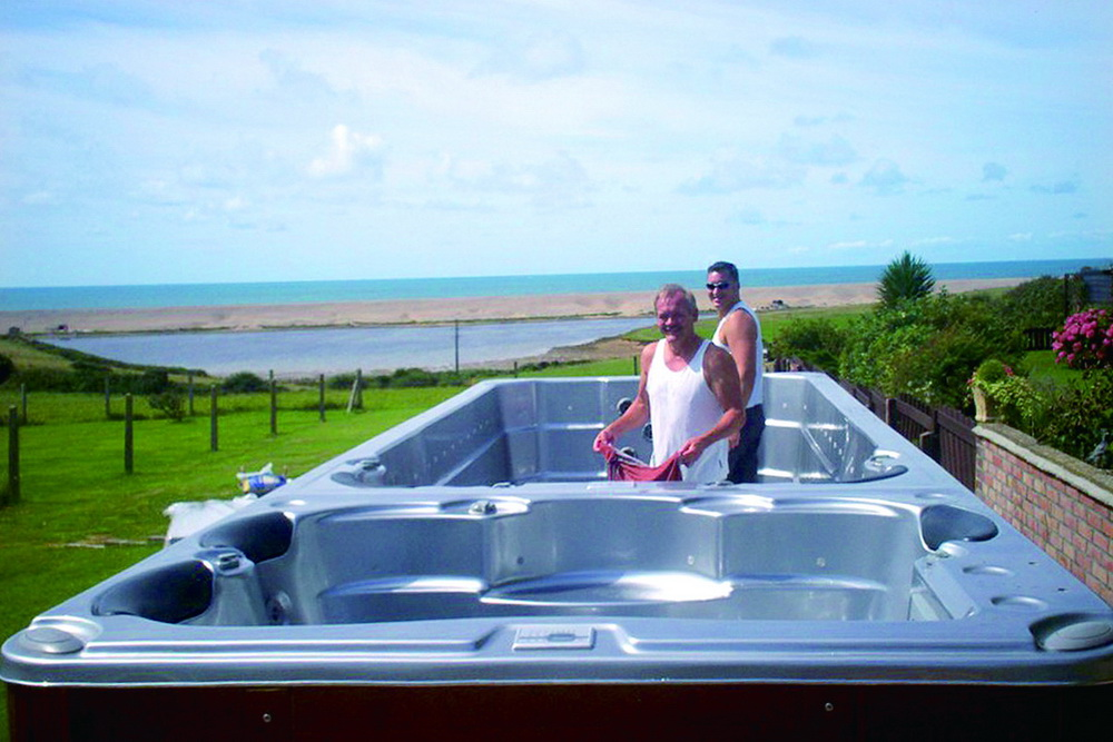 Cheap Outdoor Swim Spas Unveiled by Experienced Supplier