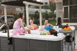 New Designs Of Hot Tubs Introduced By Well-known Supplier XC Spa