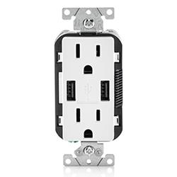 Leviton USB Charger