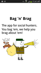 Rural System's Bag 'n' Brag app for social hunters