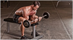 how to get bigger forearms and wrists fast at home