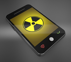 Wireless computer technology & mobile device radiation