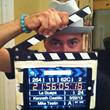 Director on set.