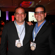 Founder/CEO Steve Katsaros with brother, Chris Katsaros