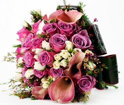 London flowers online - UK florists online. Perfect Paradise. London valentines flowers, valentines flowers delivery