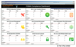 Tier-3 FISMA Dashboard