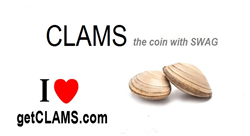 CLAMS Virtual Currency