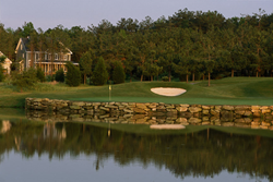The Heritage Club in Wake Forest & Rolesville, NC will begin greens renovations on June 27