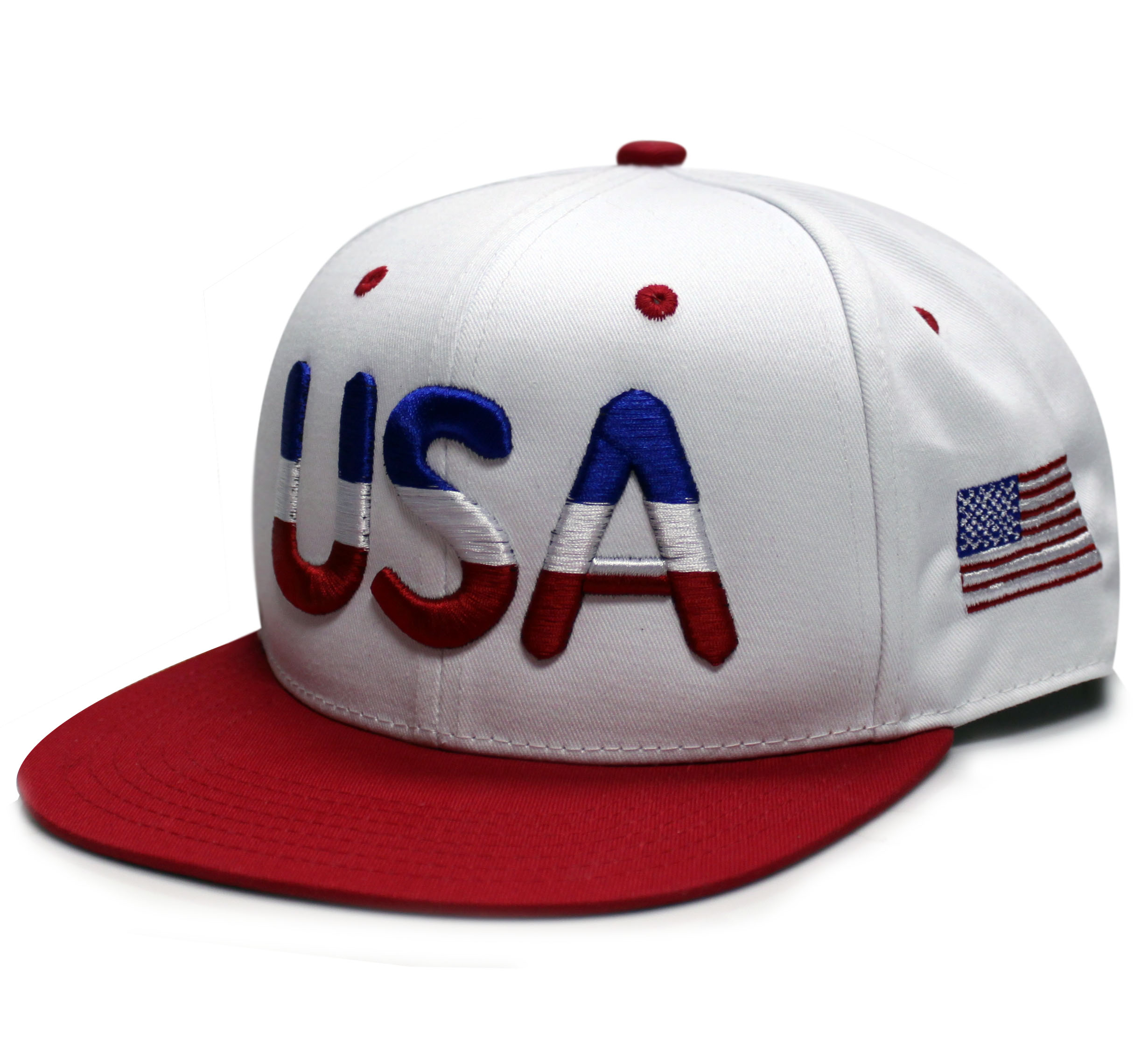 c34b4aa4faf33 City Hunter Cap USA Releases their New Line of Patriotic Hats for the 4th  of July