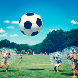 bubble soccer usa