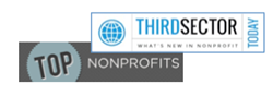 Nonprofit benefit from partnership of two top sites