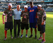 "Baseball Legends John Franco, Dwight ""Doc"" Gooden Join Wounded..."