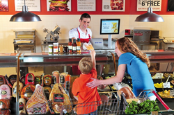"""METTLER TOLEDO has published a free guide for food retailers called """"Optimizing the In-Store Experience."""""""