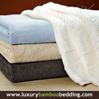 Bamboo and Turkish Cotton Towels