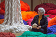 Artist Sheila Hicks Creates Installations with Sunbrella® Fiber